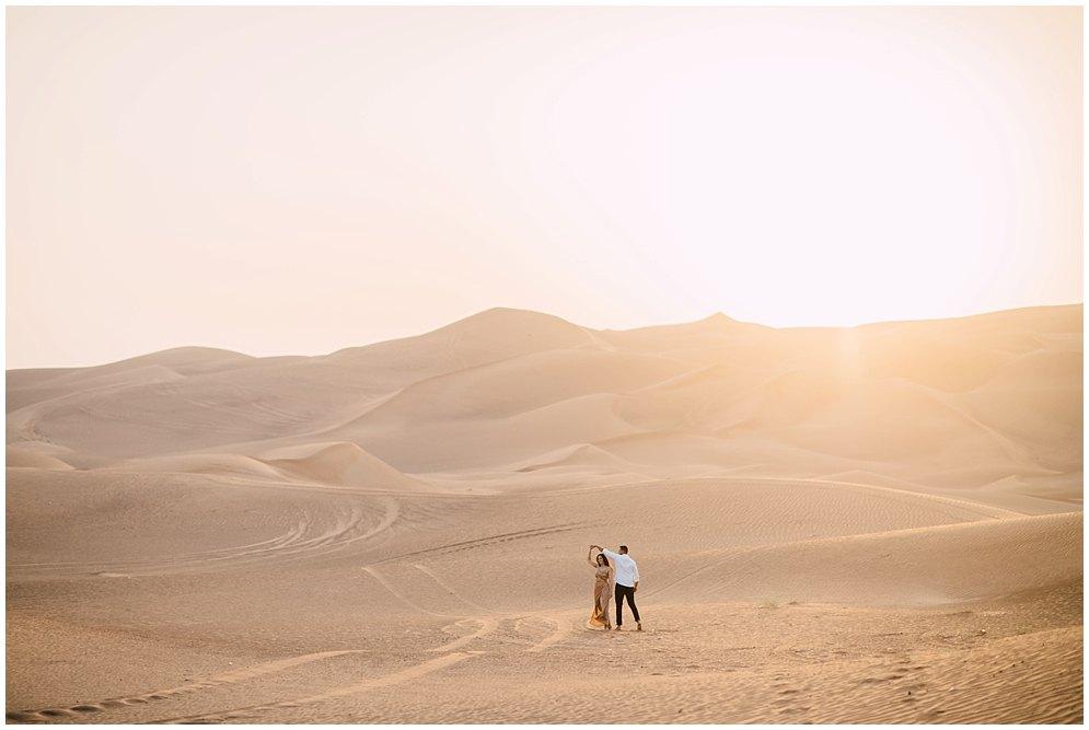 desert elopement dubai