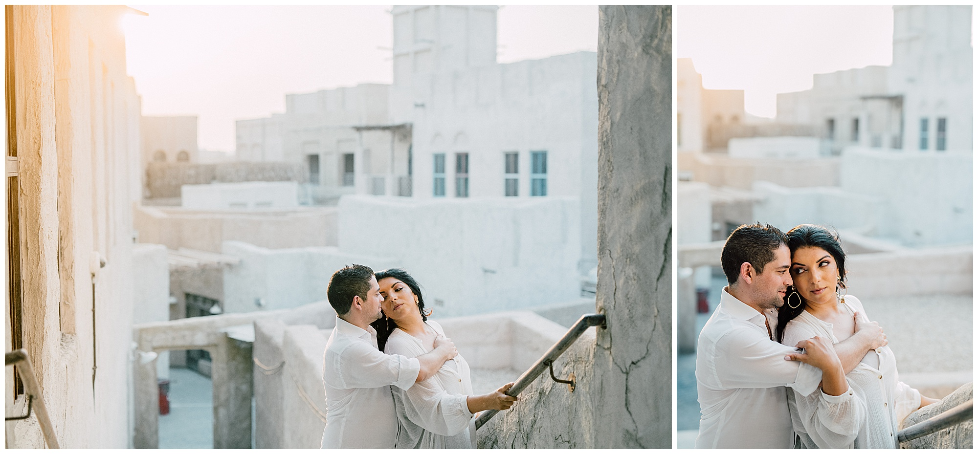 dubai engagement old town